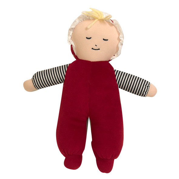 Baby's First Doll - Caucasian Girl