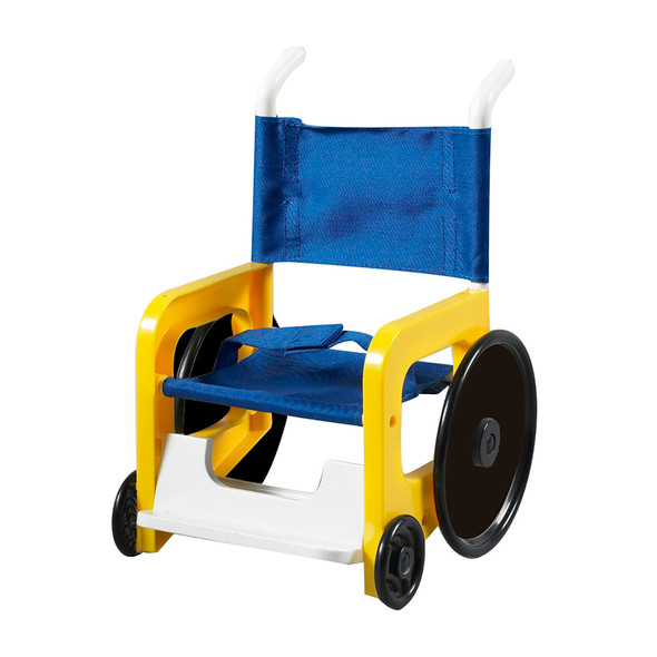 Toy Wheelchair for Sweat Suit Dolls