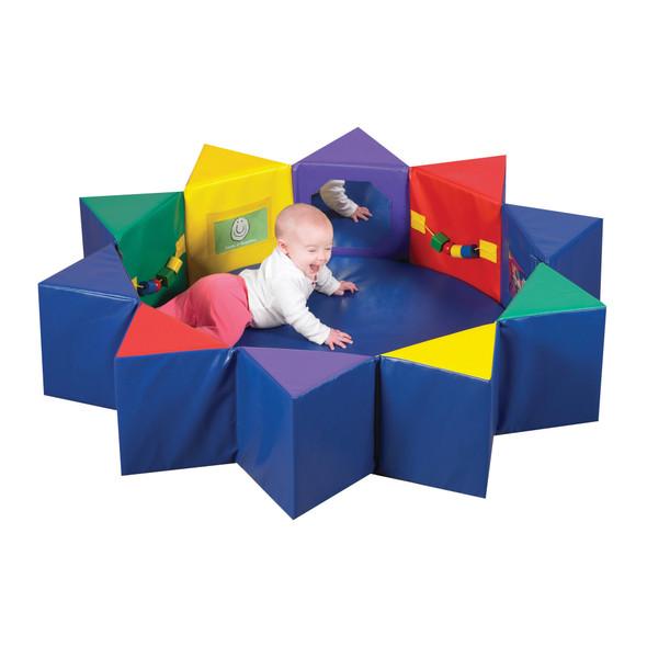 Multi-Activity Pentagon Set