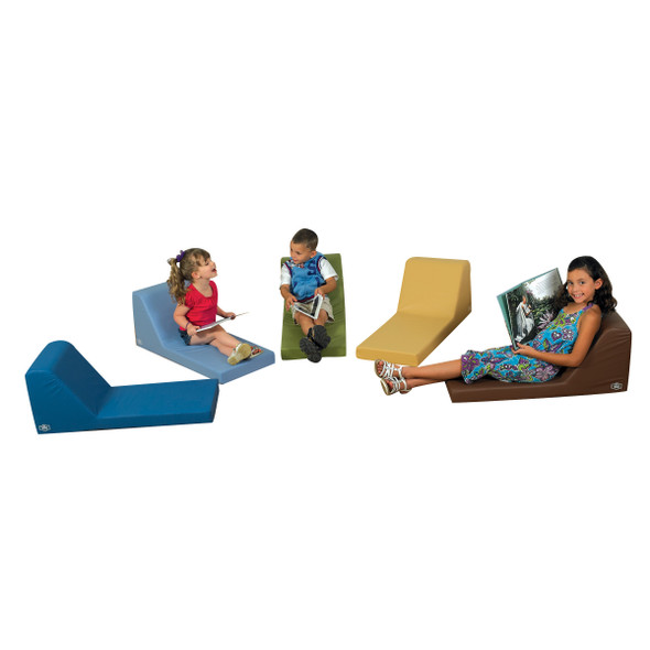 Cozy Woodland Loungers - Set of 5