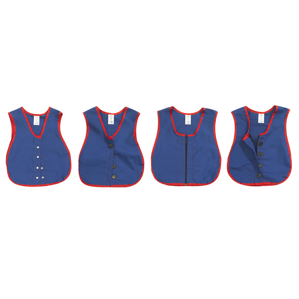 Manual Dexterity Learning Vests - Set of 4
