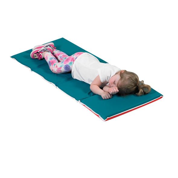 Pillow Rest Mat - Red/Green 10 Pack