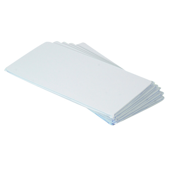 Infection Control White Changing Pad - 5 Pack