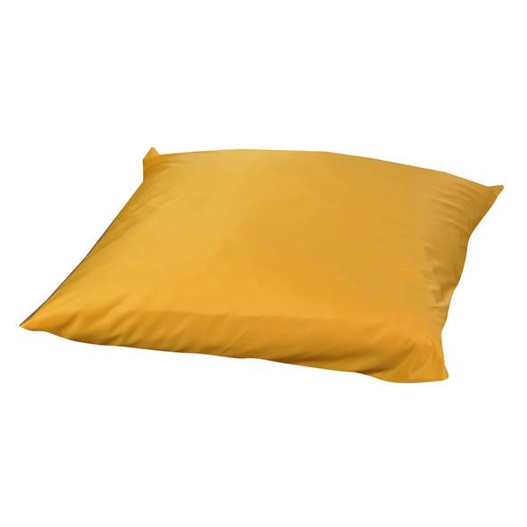 "27"" Cozy Floor Pillow - Yellow"