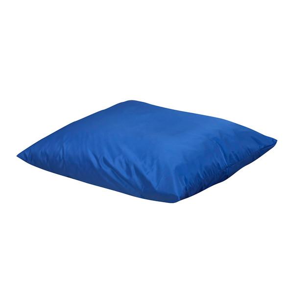 """27"""" Cozy Floor Pillow - Blue"""
