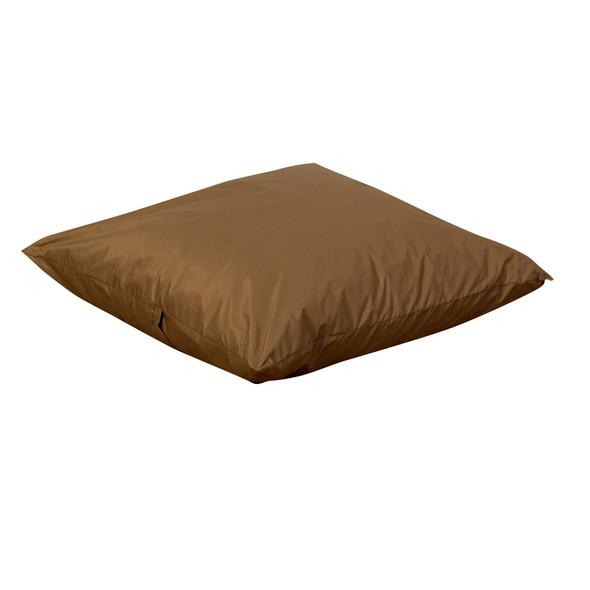 """27"""" Cozy Floor Pillow - Walnut"""