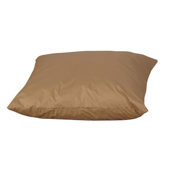 "27"" Cozy Floor Pillow - Almond"
