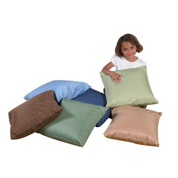 "17"" Cozy Pillows - Woodland Set of 6"