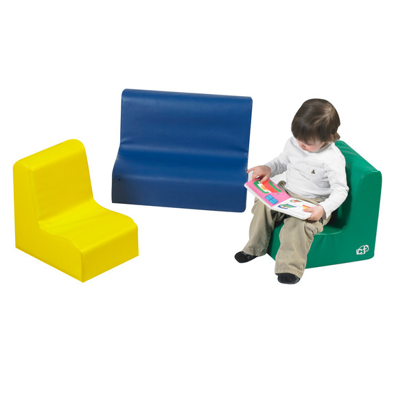 Little Tot Contour Seating - Primary 3 Piece