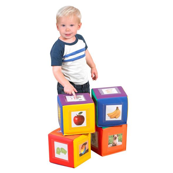 "16"" Teacher's Cubes in Polyurethane"