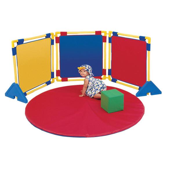 3 Square PlayPanel Set