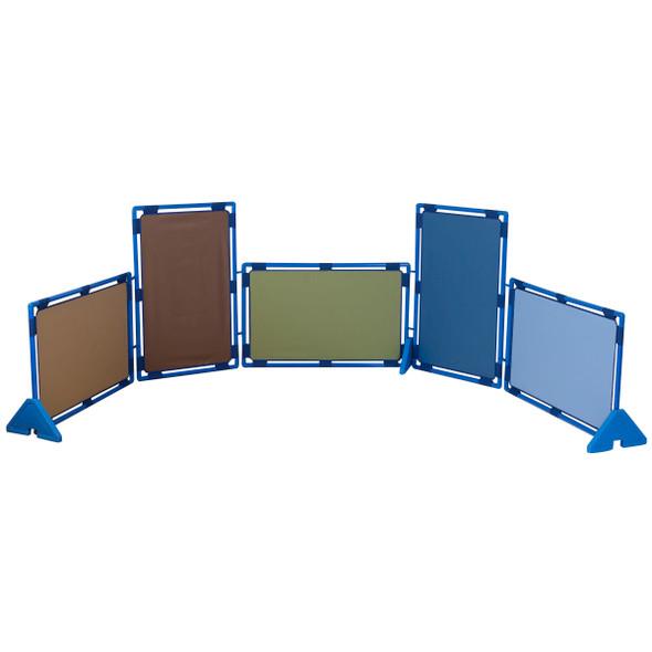 Rectangular Woodland PlayPanels® - Set of 5