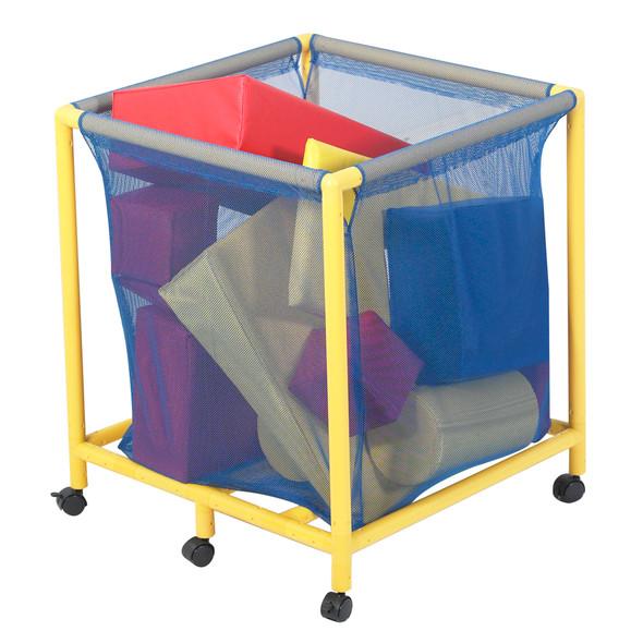 Mobile Equipment Toy Box - Square
