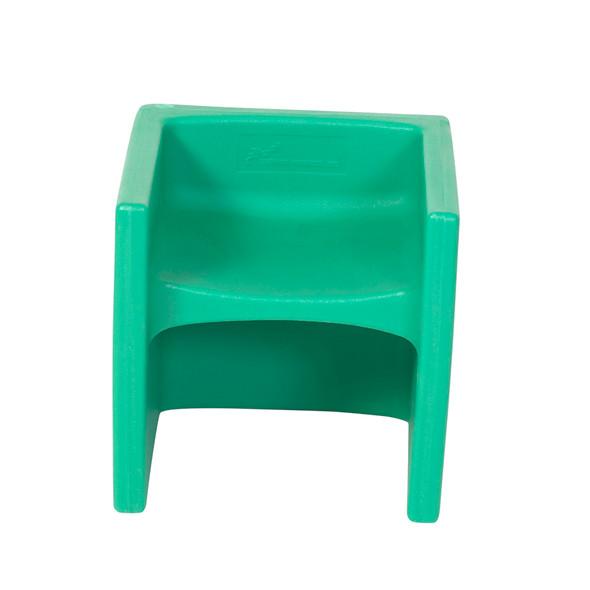 Chair Cube - Green