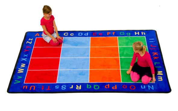 ABC Squares - Rectangular Small