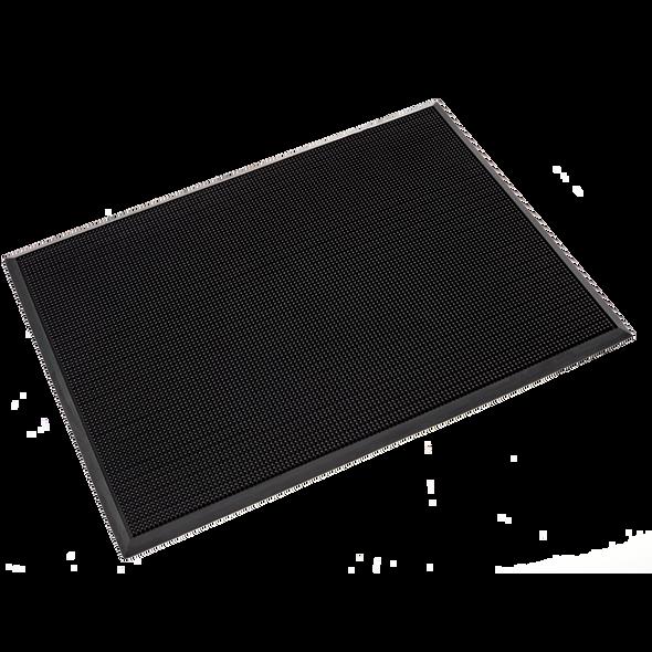 Mat-A-Dor™ #100 Indoor / Outdoor Scraper Black Mats