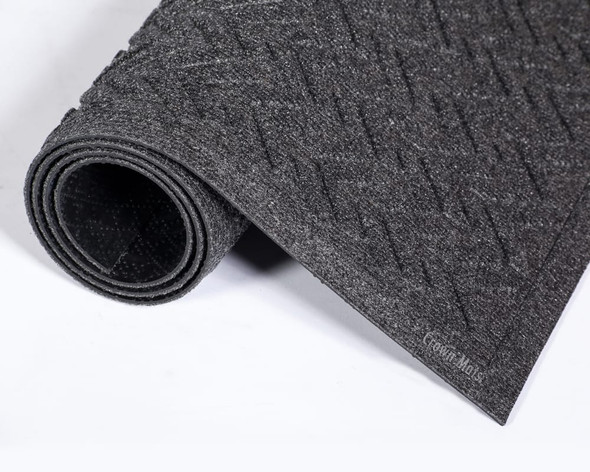 EcoPlus™ #271 Fabric Edging Heavy Traffic Scraper Wiper Indoor Mats