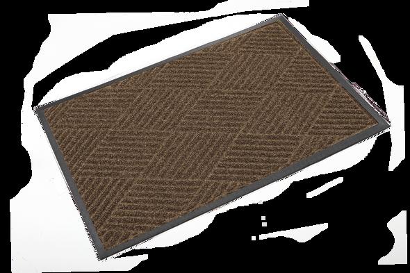 Super-Soaker™ Diamond #261 / 262 Light Traffic Scraper Wiper Indoor Mats