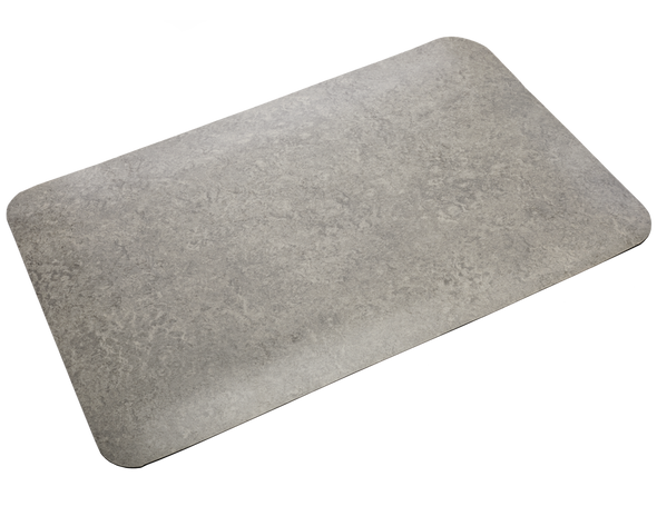 Workers-Delight™ Slate #556 Ultra Ergonomic Anti-Fatigue Dry Area Mats