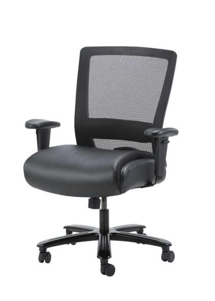 Boss Mesh Heavy Duty Chair, 400 lb weight capacity