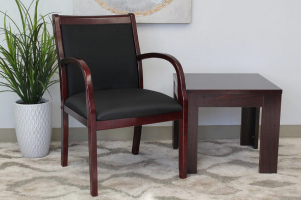 Boss Wood guest, accent or dining chair