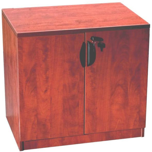 Boss Storage Cabinet - Cherry