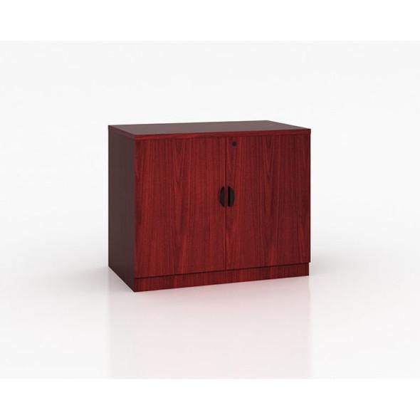 Boss Storage Cabinet - Mahogany