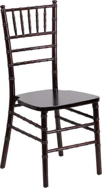 TYCOON Series Walnut Wood Chiavari Chair