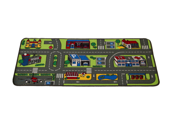 City Life - Value Size Rug