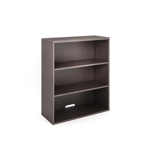 Boss Open Hutch/Bookcase- Driftwood