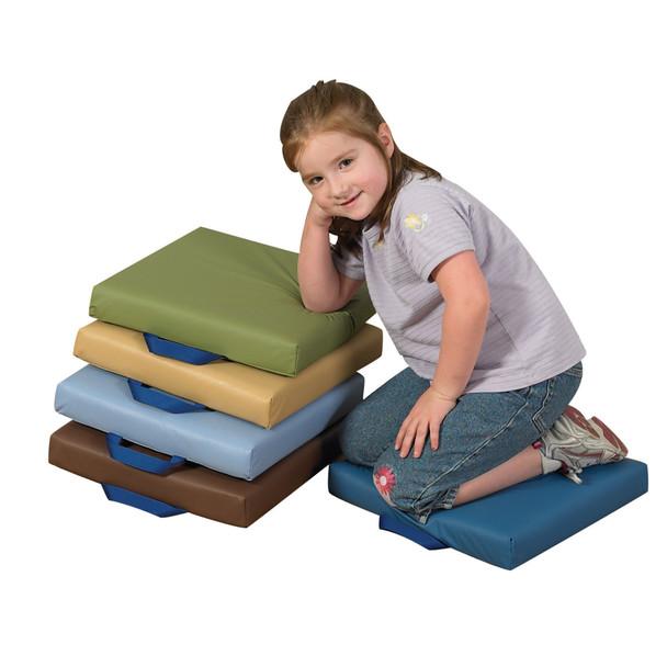"15"" Square Cushions - Woodland Set of 5"