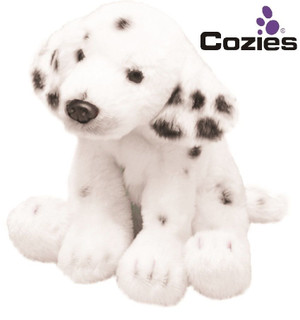 Yomiko Classics 12.7cm Sitting Dalmatian Soft Toy Puppy Dog - Soft Toy by Suki
