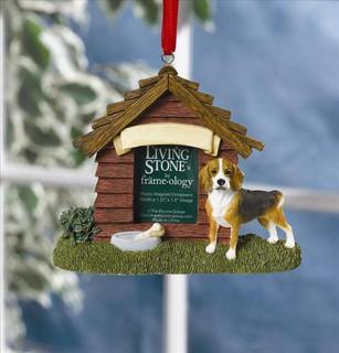 Personalised Beagle Magnet/Decoration