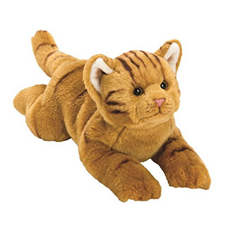 Suki Gifts Yomiko Classics Cats Tabby Cat (Medium, Orange)