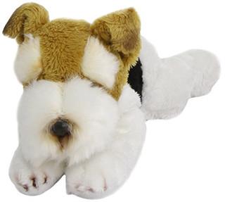 """Russ Berrie Yomiko Fox Terrier 7.5"""""""