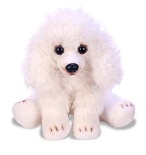 Yomiko White Poodle (Small)