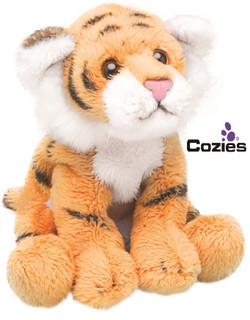 Yomiko Classics 12.7cm Tiger - Soft Toy Tiger by Suki