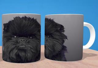 Affenpinscher Mug and Coaster Set