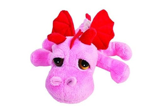 Li'l Peepers Small Smoulder Pink Dragon