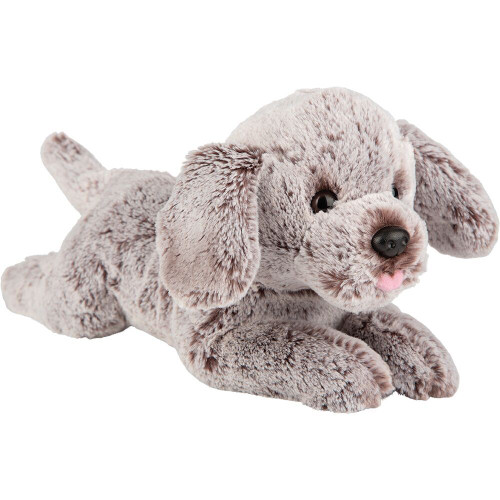Realistic Cockerpoo Cockapoo Laying Soft Toy, 30cm by Suki Gifts