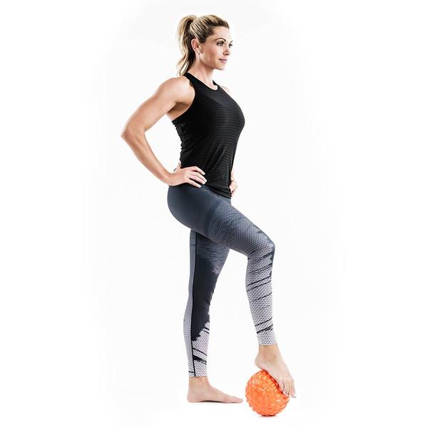 Kim Lyons with Bionic Body Massage Ball