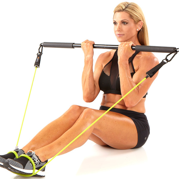 Bionic Body Exercise Bar: 5 Classic Strength Training Workout Variations