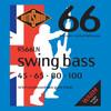 Rotosound RS66LN Swing Bass Guitar Strings - Nickel 45-100