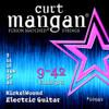 Curt Mangan Nickel-Plated Steel Electric Guitar Strings