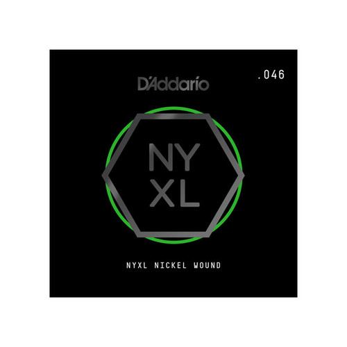 D'Addario NYXL Nickel Wound Single Strings