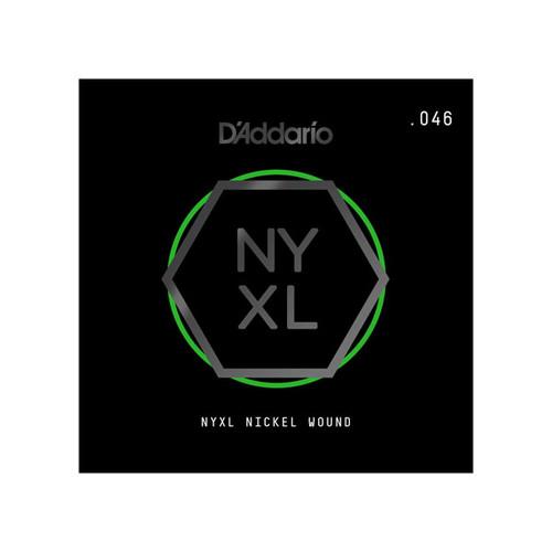D'Addario NYXL Nickel Wound Single Strings