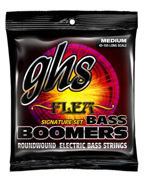 GHS Boomers Flea Signature Bass Guitar Strings