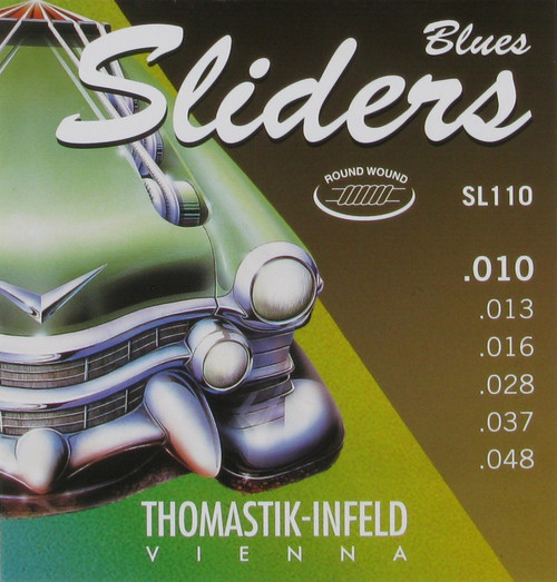 Thomastik Infeld Blues Sliders Electric Guitar Strings