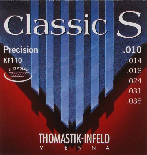 Thomastik Infeld KF110 Classic S Guitar Strings