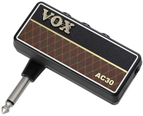 VOX Amplug2 Headphone Guitar Amplifier - AC30